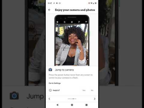 Google Pixel 4 Features from the new Pixel Tips app