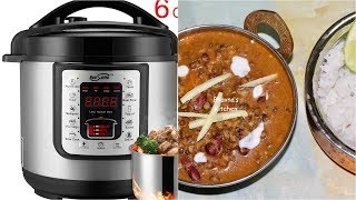 One Pot Dal Makhani Electric Cooker Video Recipe | Bhavna