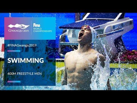 Swimming Men - 400m Freestyle | Top Moments | FINA World Championships 2019 - Gwangju