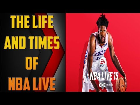 The Life and Times of NBA Live Video Games 19952018