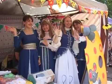 Фестиваль сыра в Костроме
