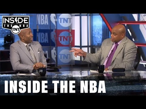 Kyrie Irving Getting In Shape After Comments From Tommy Heinsohn | Inside the NBA