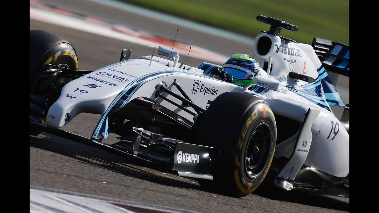 williams racing f1