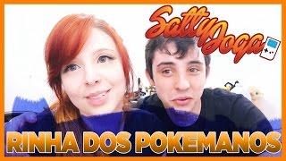 RINHA DOS POKEMANOS  Satty Joga feat. Guilherme Oss