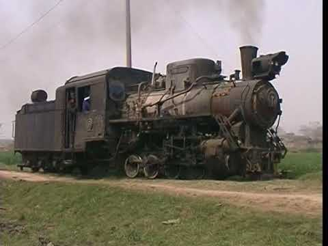 Steam in China 2007 Narrow Gauge Part 2 of 4 - Xingyang Brickworks Railway