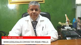 Doctor Roque Pinilla