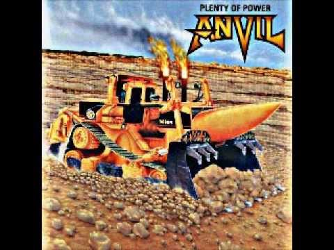 Anvil-Plenty Of Power (2001) Full Album