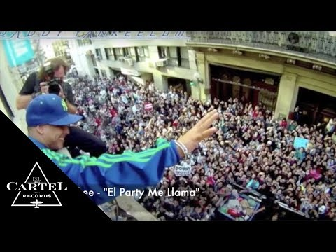 DADDY YANKEE  EL PARTY ME LLAMA FT NICKY JAM