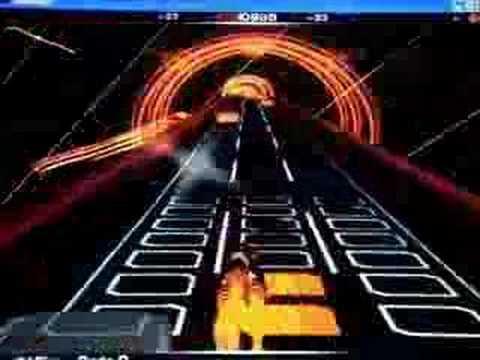Dario G - Ring of Fire [Audiosurf]