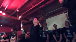 Vega vs Phil Harmony - Munich Semi Final - German Beatbox Battle Tour