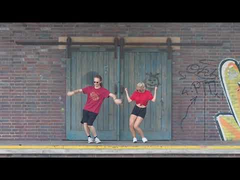 Bump Grind - Vato Gonzalez | Cutting Shapes/Shuffle Choreo performed by Julek & Hanna