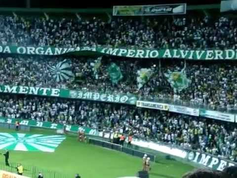 Coritiba 2x0 Palmeiras - Hoje eu vim pro Couto bem mais ...