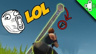 He Thought He was SAFE! LOL! - Fortnite Funny Moments 1