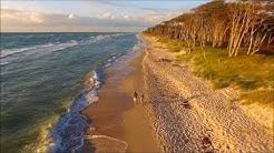 Prerow 2017 - Westküste - Strand, Sonne, Meer