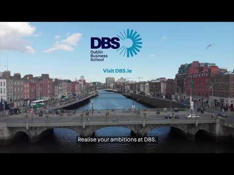 Dublin Business School (Subtitles) #RealiseYourAmbitions