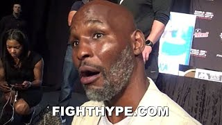 """BERNARD HOPKINS TELLS JERMALL CHARLO """"PAY YOUR DUES""""; EXPLAINS HOW """"DAWG"""" GETS CANELO FIGHT"""