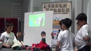 「科技顯六藝」創意比賽2015 禮藝三等獎 聖保羅書院小學