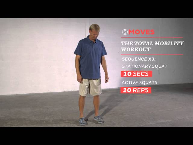 Workout To Improve Mobility & Posture