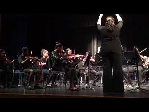 CTIS (Cross Timbers Intermediate School) 2017 Winter Concert Part 1