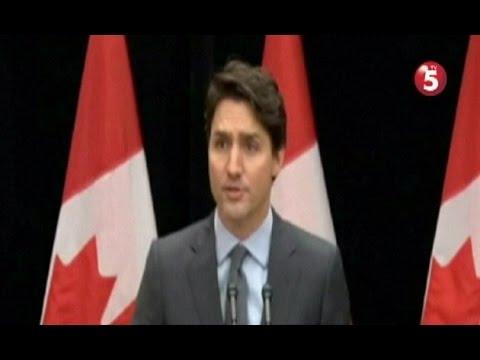 Trudeau, kinundena ang pagpatay ng ASG sa isa nilang mamamayan