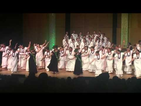 Kamehameha Schools Concert Glee: Nohili E