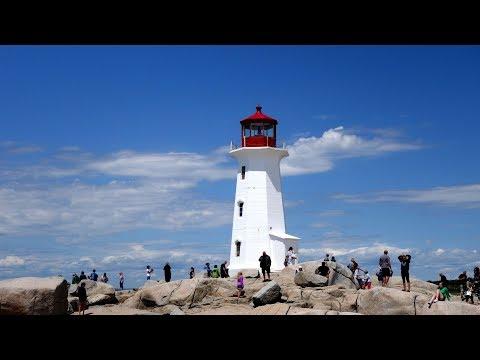 Ein Herrlicher Tag In Halifax Und Traumhaftes Auslaufen Mit AIDAvita Im Juli 2018