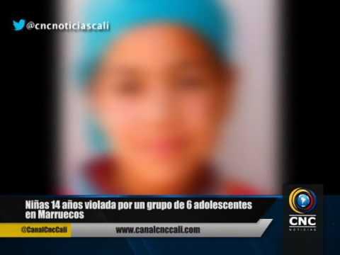 Niñas 14 años violada por un grupo de 6 adolescentes en Marruecos