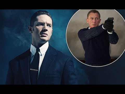 Tom Hardy odds-on to be James Bond say bookies
