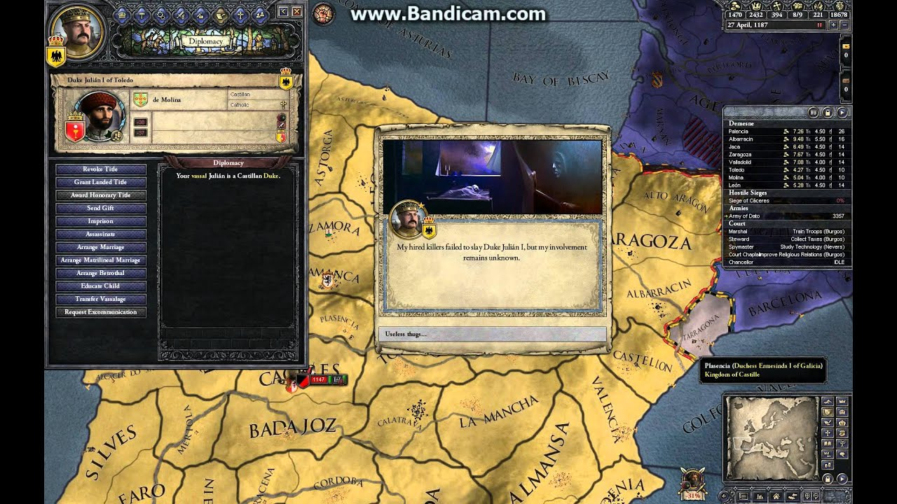 crusader kings 2 how to get map timeline