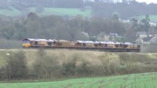 0x12 Shed Convoy @ Newton st Loe 05-12-15