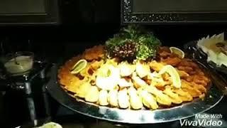 Açık Büfe (Open Buffet) Limak Eurasia Luxury Hotel İstanbul