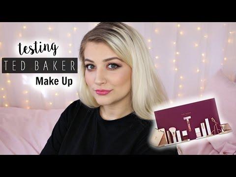 Testing TED BAKER Make Up! ✌️👜 | Lipstick💄, Highlight✨, Mascara, Bronzer + MORE! Luce Stephenson
