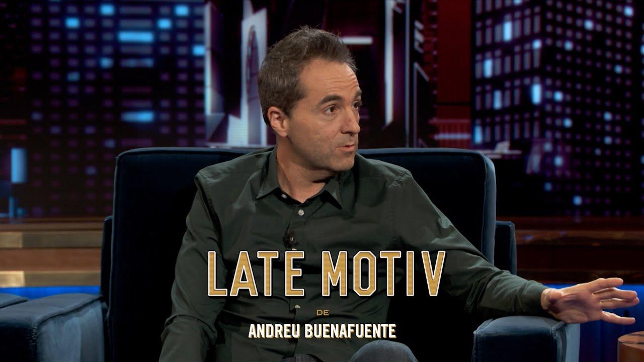 LATE MOTIV - Raúl Pérez. Expediente Pérez | #LateMotiv876