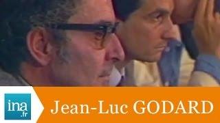 Jean-Luc Godard au Festival de Cannes - Archive INA