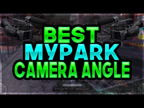 How To Change NBA 2k18 Mypark Camera Angle | Best Custom Camera Angle | NBA 2k18 Camera Settings