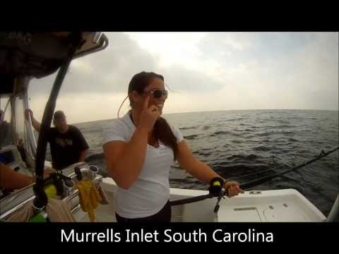 Fly Girl Fishing Charters In Murrells Inlet South Carolina