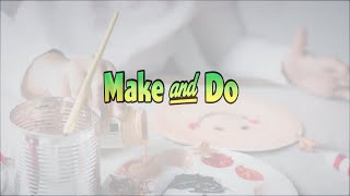 Make & Do Pom Pom Sheep