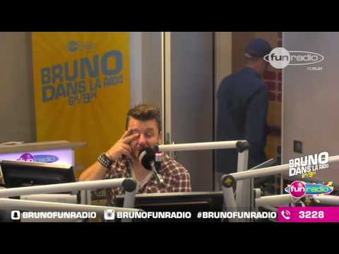 Craquage dans la Chanson du jour (04/10/2016) - Best of en Images de Bruno dans la Radio