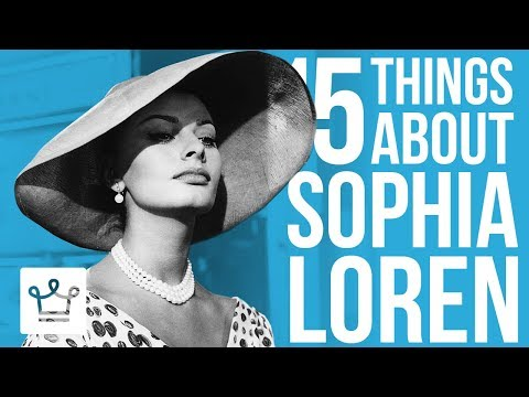 15 Things You Didn't Know About Sophia Loren