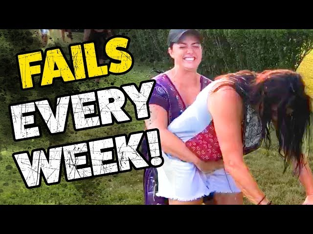 1 HOUR TRY NOT TO LAUGH - Funny FAILS VINES of The YEAR ...