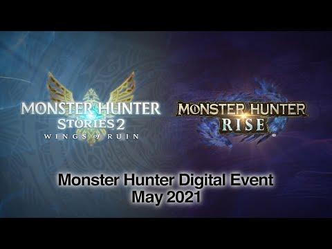 Monster Hunter Digital Event - Mai 2021