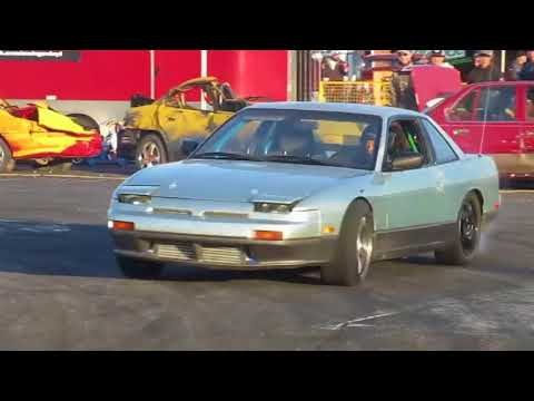 boosted 240 drifting at Nopi Nationals