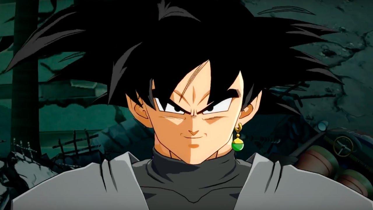 Dragon Ball FighterZ – Goku Black Trailer
