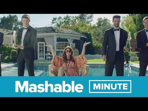 ManServants: The Uber of Hot Dudes | Mashable Minute | With Elliott Morgan