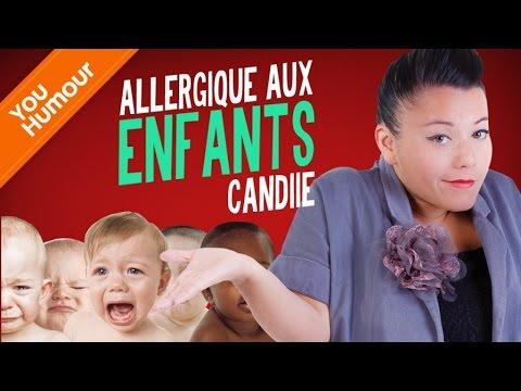 CANDIIE - Allergique aux enfants