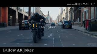 AR Joker Motorcycle Transformation Scene - FAST & FURIOUS: HOBBS AND SHAW (2019) Movie Clip