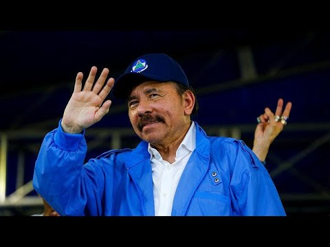 Nicaragua's Ortega says 'volunteer cops' help police during protests, not armed gangs