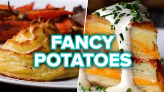 6 Fancy Potato Recipes