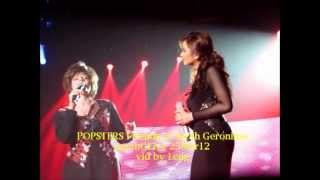 Gambar cover Sarah Geronimo - With Pilita Corales @ SarahGLive 03.25.12.wmv