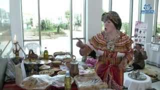 المعرض الوطني للطبخ الجزائري في اطار الاحتفال بشهر التراث